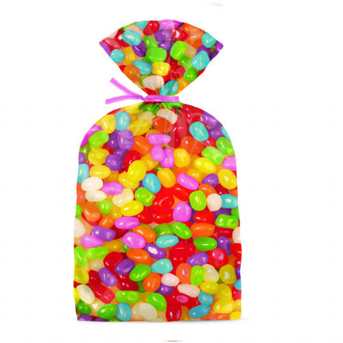 Jelly Bean Party Bags, 20 Pack